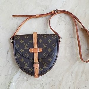 Authentic Louis Vuitton Chantilly PM in monogram